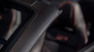 Aston Martin DBS Superleggera Volante - detail
