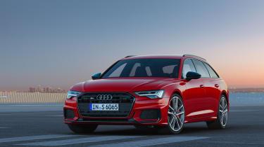 Audi S6 Avant - nos