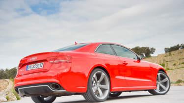 Audi RS5 quattro coupe review