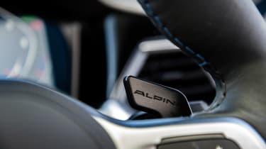 Alpina D3 S Touring – paddle