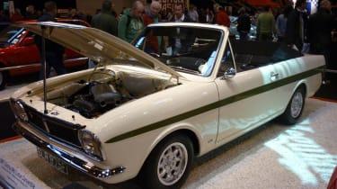 Lotus Cortina Cabrio