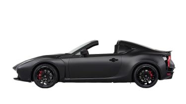Toyota GR HV Sports Concept - profile