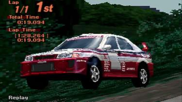 Mitsubishi Lancer Evo V WRC