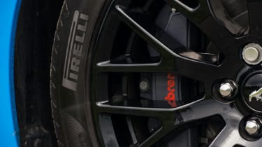 Ford Mustang GT - Brakes