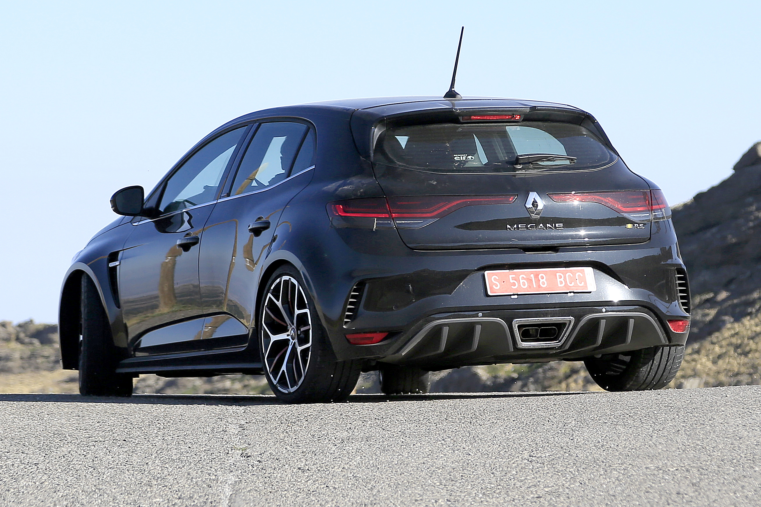 2020 Renault Megane Rs Spied Testing Ahead Of Reveal Pictures Evo