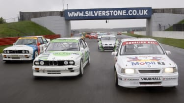 Classic touring cars coming to Silverstone