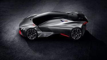 Peugeot Vision GT