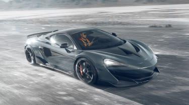 Novitec McLaren 600LT front high