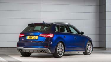Audi S3 Sportback - Rear