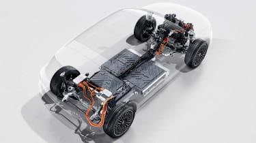 Mercedes-Benz EQA drivetrain
