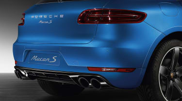 Porsche Macan Sport Design Package