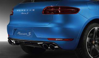 Porsche Macan Sport Design Package
