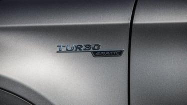 2017 Mercedes-AMG GLA45 - Badge