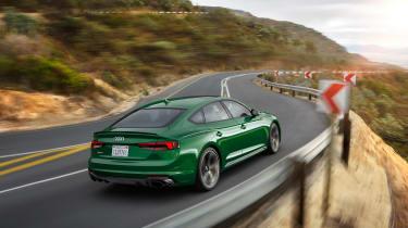 Audi RS5 Sportback - rear quarter