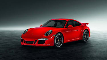 Power Kit for 911 Carrera S