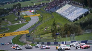 DTM Round 8 Austria - field 2