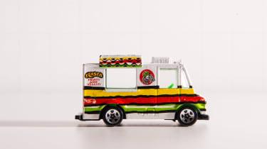 50 Years of Hot Wheels - icecream