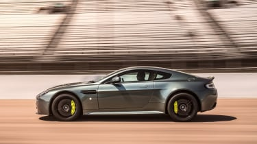 Aston Martin AMR Vantage - V12 profile driving