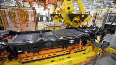 Ford sustainability methods