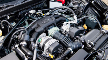 GT86 v MX-5 RF - 86 engine
