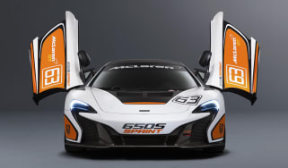 McLaren 650S Sprint announced