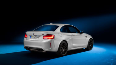 BMW M2 Competition Pack - evo rear quarter