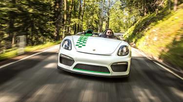 Porsche Boxster Bergspyder