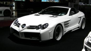 FAB Design Mercedes SLR