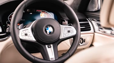 BMW 7-series 2019 wheel