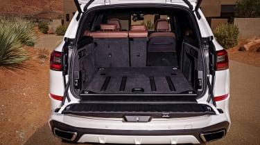 2018 BMW X5 - tailgate