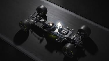 Peugeot Sport Hybrid4 500kW - powertrain