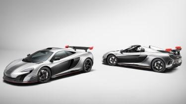 McLaren MSO R - pair