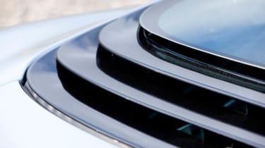 Jaguar XJ220 vents
