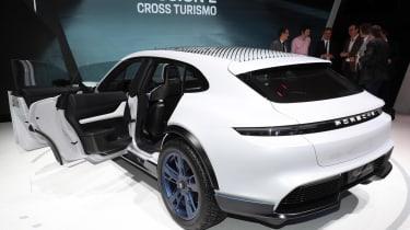 Porsche Mission E Turismo concept - rear