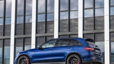 Mercedes-AMG GLC 63 S - rear quarter