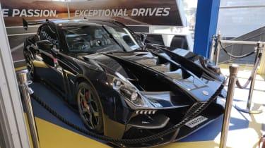 Goodwood 2019 - supercar paddock Ginetta