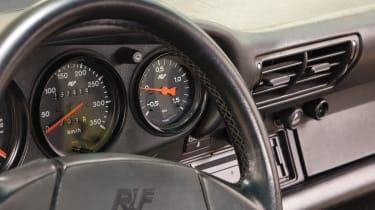 RUF CTR Clubsport – steering wheel
