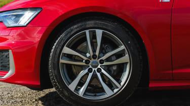 Audi A6 Saloon S-Line - wheel