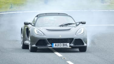 Best convertible cars: Lotus Exige S Roadster