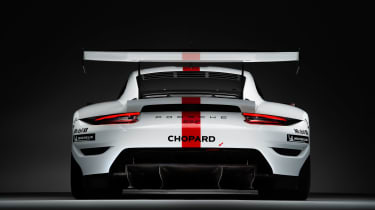 Porsche 911 RSR - tail