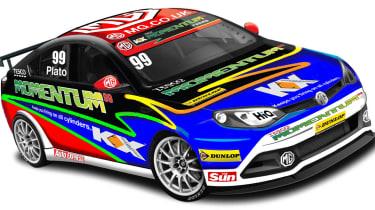 MG6 racer