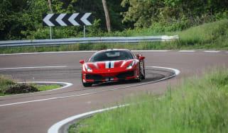 Ferrari 488 Pista – front