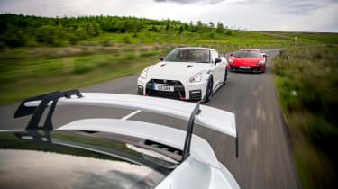 992 GT3 group test – bolt on