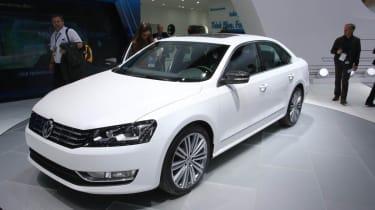 Volkswagen Passat Performance Concept front