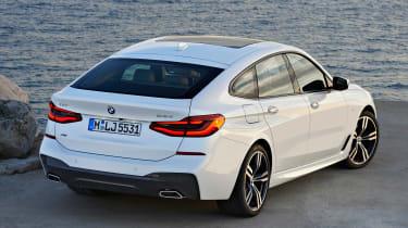 BMW 6-series GT - rear 3.4 static 5