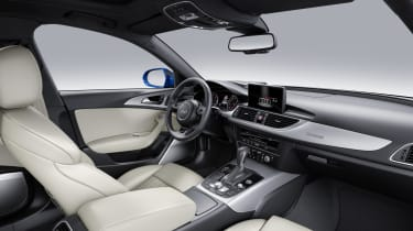 Audi A6 and A7 facelift adds Apple CarPlay and exterior