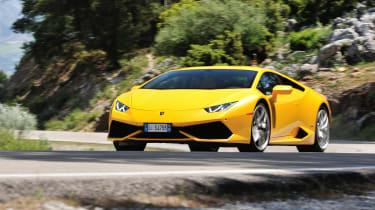 evo Magazine July 2014 - Lamborghini Huracan