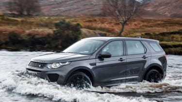 Discovery Sport 2017 Dynamic trim - offroad