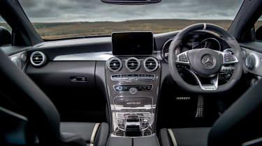 Supertest 1 - merc interior