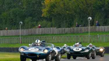 Goodwood Revival: Saturday